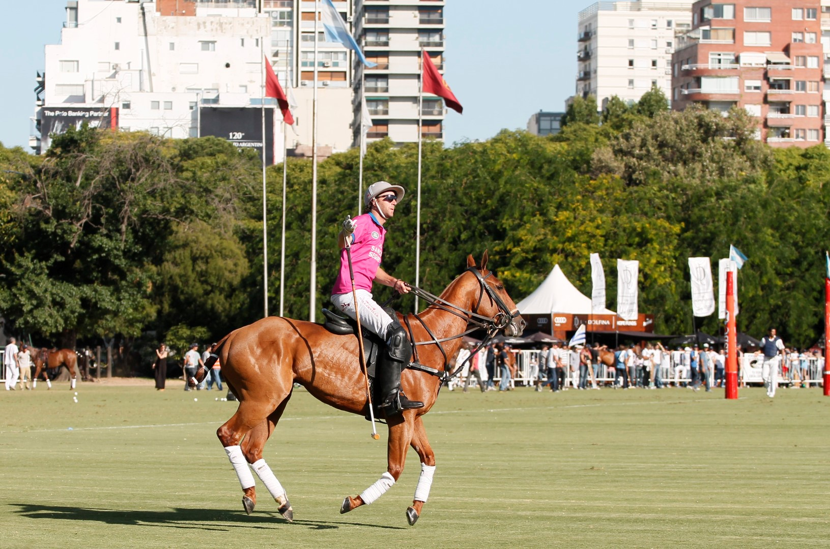 15 Polito Pieres congratulating his fans Incredible