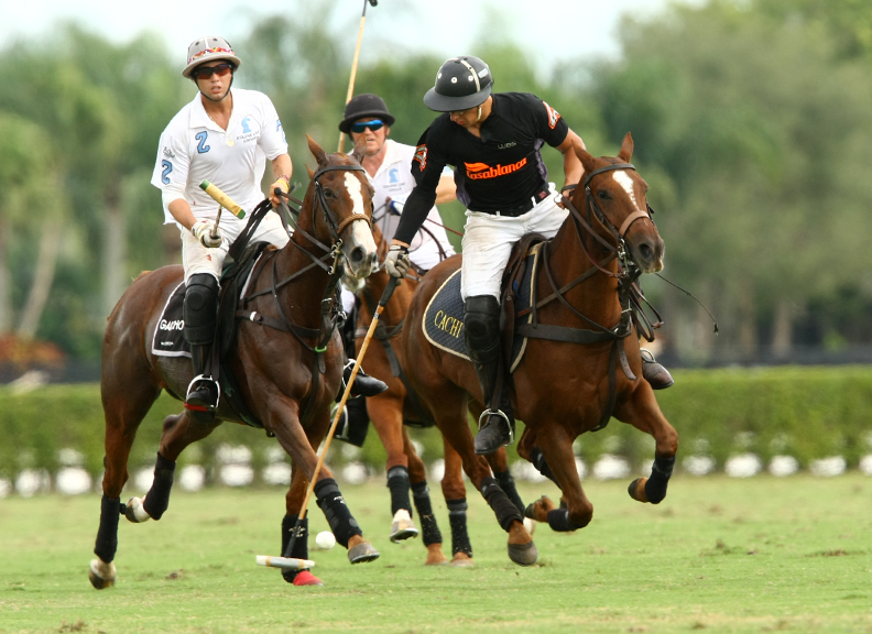 2013 US Trust Cup final-Grand Champions Polo Club