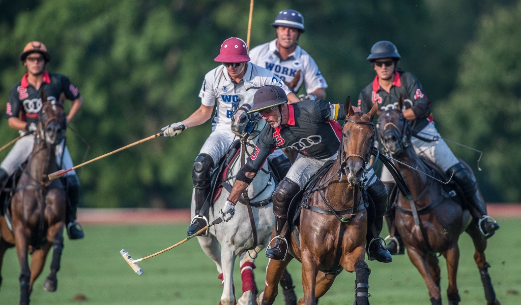 Celebrate Labor Day Weekend at Polo ☀