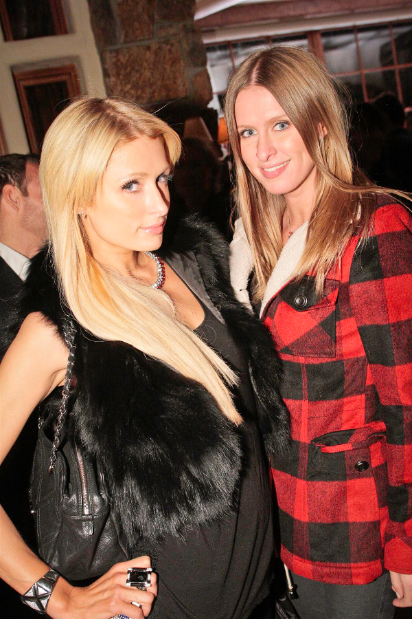 Paris  Nicky Hilton