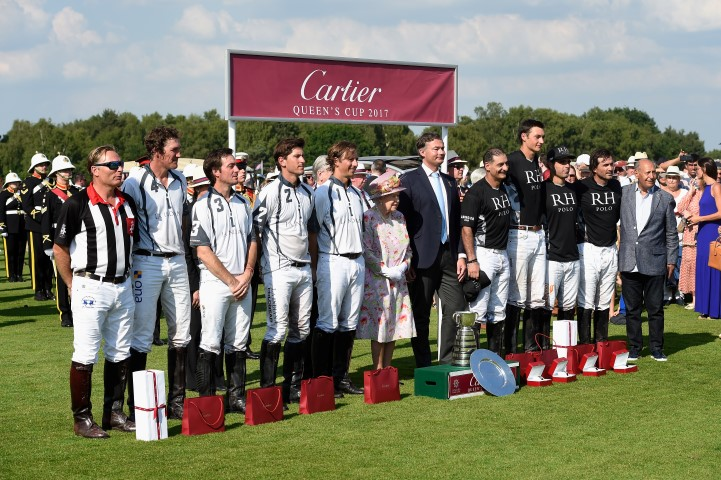 RH POLO 2017 Queens Cup Champions