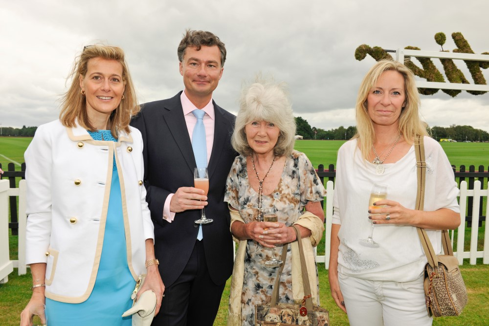 18. Mr and Mrs Laurent Fenios Ms Jilly Cooper Ms Emily Tarrant