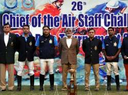 Chief of Air Staff Challenge Polo Cup