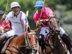 124th HSBC Polo Open - Date 6
