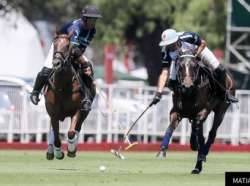 News. Oficial AAP:124th HSBC Polo Open - Date 3