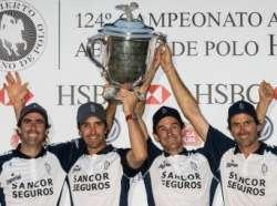 La Dolfina Achieve Fifth Argentine OPEN POLO CHAMPIONS