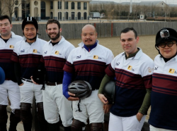 10 Months to learn Polo in Hong Kong