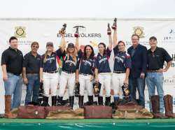 2017 U.S. Open Women's Polo Championship® Tournament Final